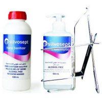 محلول ضد عفونی کننده دست نانو