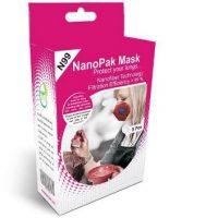 ماسک نانو فیلتر دار آرایشگاه