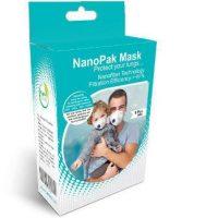 ماسک نانو فیلتر دار عمومی